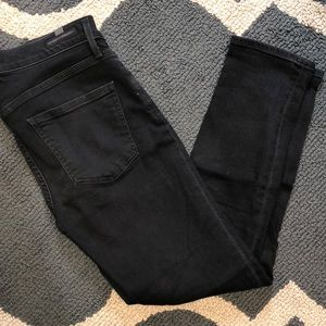 Anthropologie Citizens is Humanity Black Jeans